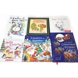 Children's Christmas Book Lot